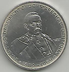 Portugal PT05021969 50 Escudos 1969