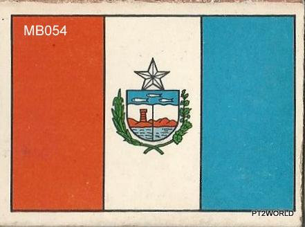 Brasil MatchBoxes BRMB054 Estado de Alagoas 06