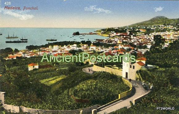 Portugal PTMA428 Madeira