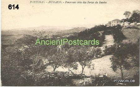 Portugal PTAV614 Aveiro Mealhada Buçaco