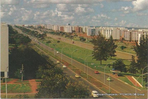 Brasil Postcards BRP2503 Brasilia