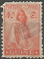 Guine Bissau GUS0010011933 Correios de Portugal