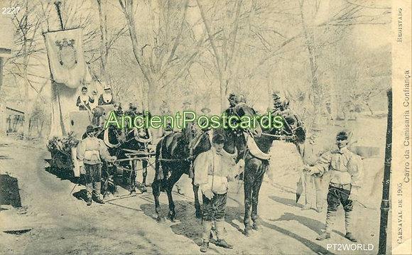 Portugal PTPT27 Porto Carnaval 1905