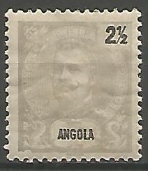 Angola ANS0010011898 Correios de Portugal