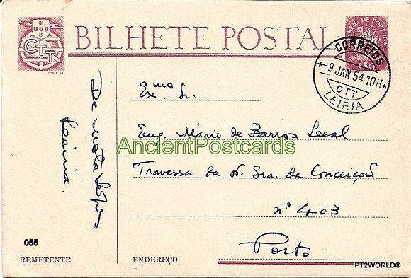 Bilhete Postal PT055/54