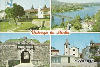 Portugal PTVC1559 Viana do Castelo Valença do Minho