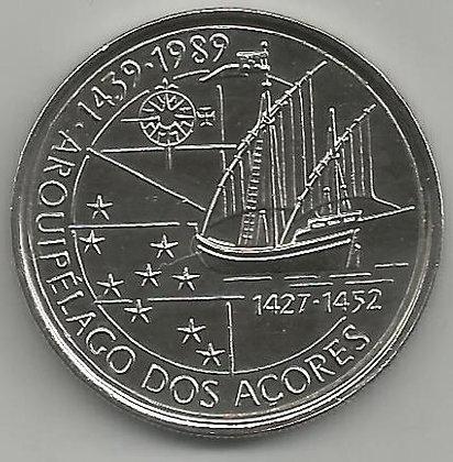 Portugal PT1021989 100 Escudos 1989