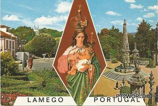 Portugal PTVS1350 Viseu Lamego