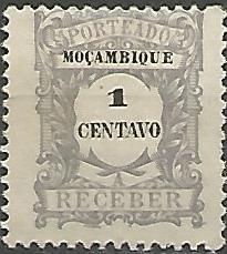 Moçambique MOS0030011917 Correios de Portugal