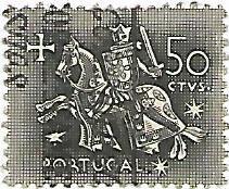 Portugal PTS0004 Correios de Portugal