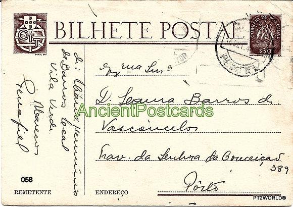 Bilhete Postal PT058/44