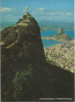 Brasil Postcards BRP2512 Rio De Janeiro