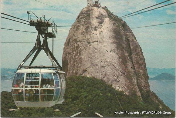 Brasil Postcards BRP2508 Rio De Janeiro