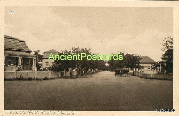 Angola ANP356 Loanda