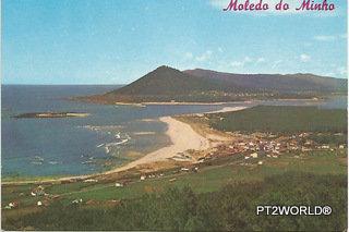 Portugal PTVC1424 Viana do Castelo Caminha