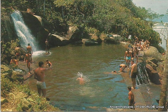 Brasil Postcards BRP2520 Guarujá