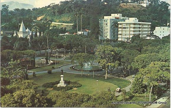 Brasil Postcards BRP2510 Rio De Janeiro