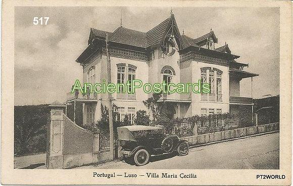 Portugal PTAV517 Aveiro Luso