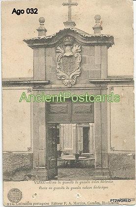 Portugal Ago PTVS0321904 Portugal Viseu 1904