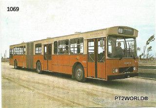 Portugal PTPT1069 Porto Autocarro