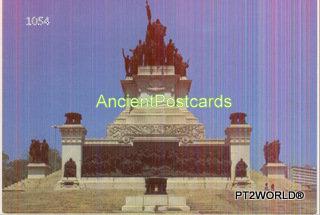 Brasil Postcards BRP1054 S. Paulo