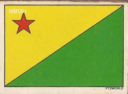 Brasil MatchBoxes BRMB061 Estado do Acre 13