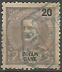 Inhambane INS0010011903 Correios de Portugal