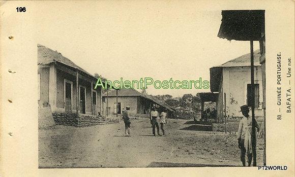 Guinea Bissau GPP196 80 Guinne Portuguaise