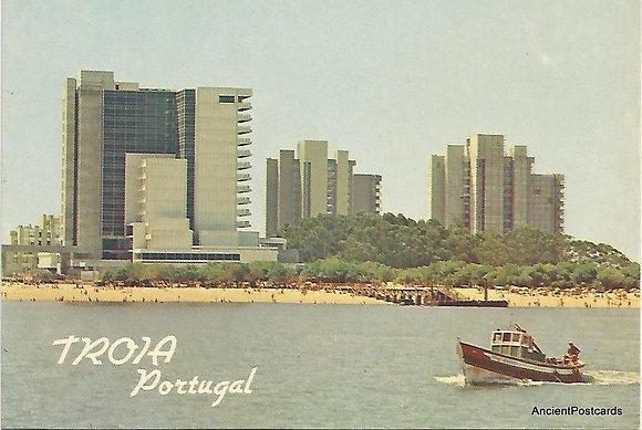 Portugal PTST1985 Setubal Tróia