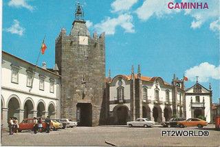 Portugal PTVC1423 Viana do Castelo Caminha