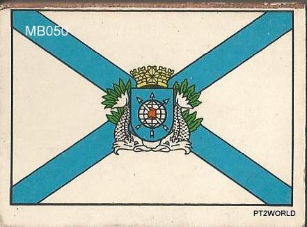 Brasil MatchBoxes BRMB050 Estado de Guanabara 02