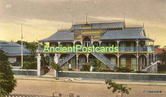 Angola ANP362 Loanda