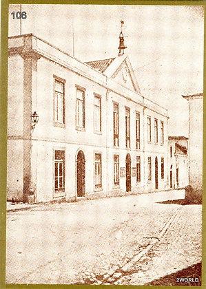 Portugal PTST106 Santarem Rio Maior