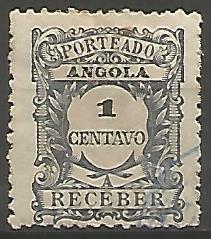 Angola ANS0020011911 Correios de Portugal
