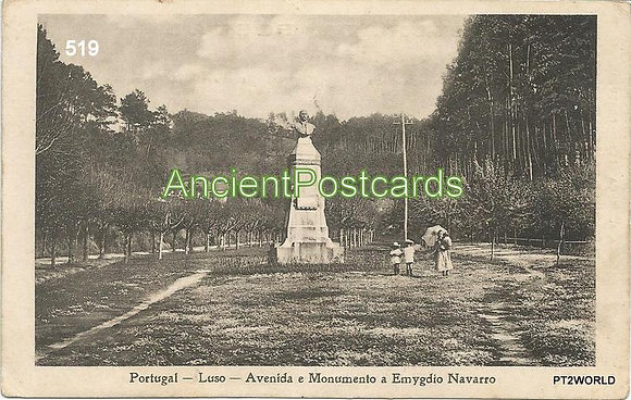 Portugal PTAV519 Aveiro Luso