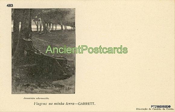Portugal PTPT483 Porto Almeida Garrett