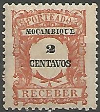 Moçambique MOS0050011917 Correios de Portugal