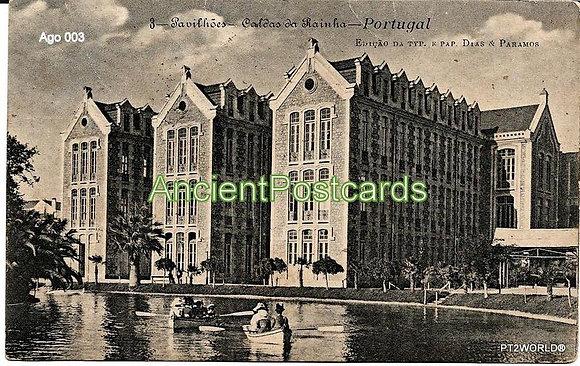 Portugal Ago PTLE0031910 Leiria Caldas da Rainha 1910