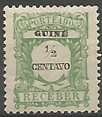 Guine Bissau GUS0020011921 Correios de Portugal