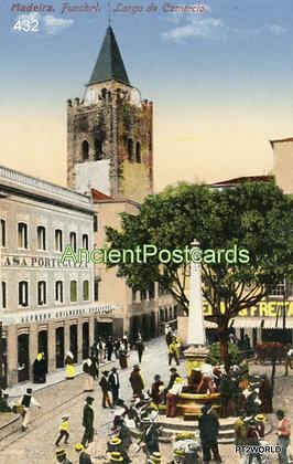 Portugal PTMA432 Madeira
