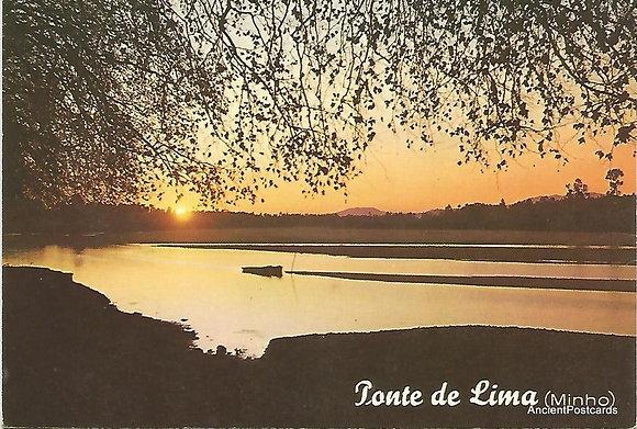 Portugal PTVC1761 Viana do Castelo Ponte de Lima