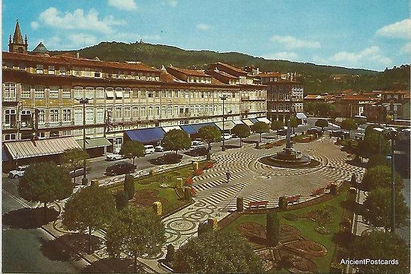Portugal PTBR1808 Braga Guimarães