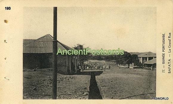 Guinea Bissau GPP193 77 Guinne Portuguaise