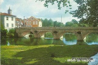 Portugal PTVC1487 Viana do Castelo Arcos de Valdevez