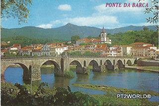 Portugal PTVC1580 Viana do Castelo Ponte da Barca