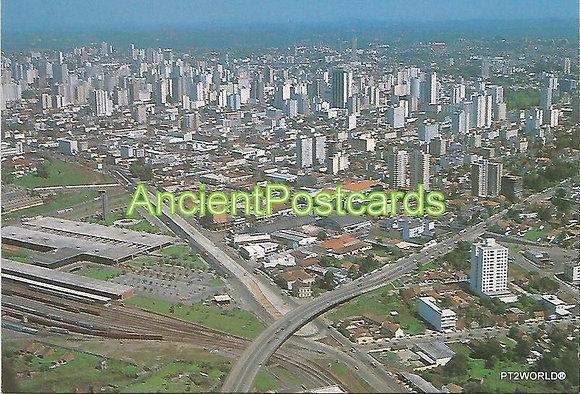 Brasil Postcards BRP1736 Curitiba