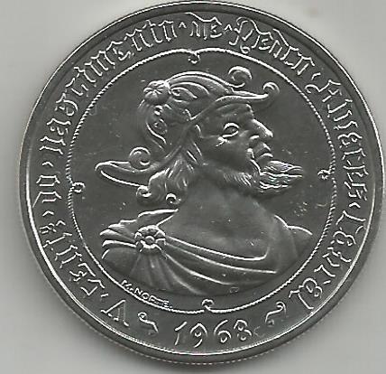 Portugal PT05001968 50 Escudos 1968