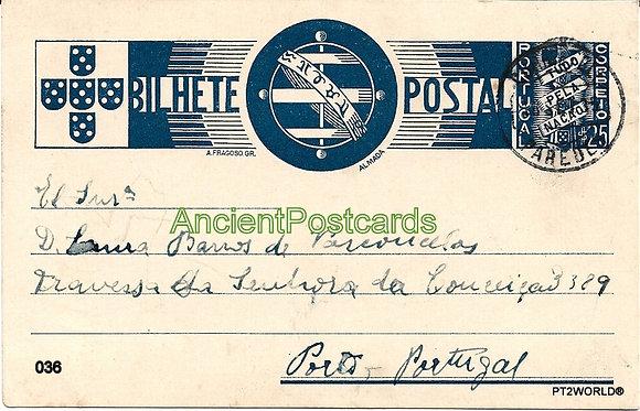 Bilhete Postal PT036/35