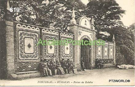 Portugal PTAV619 Aveiro Mealhada Buçaco