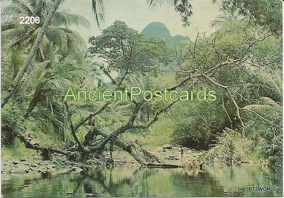 S. Tomé and Principe STP2206 Paisagem